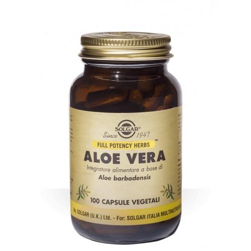 Solgar - Aloe Vera 100