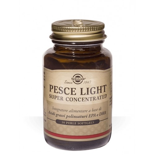 Solgar - Pesce Light Super Concentrated (30 perle)
