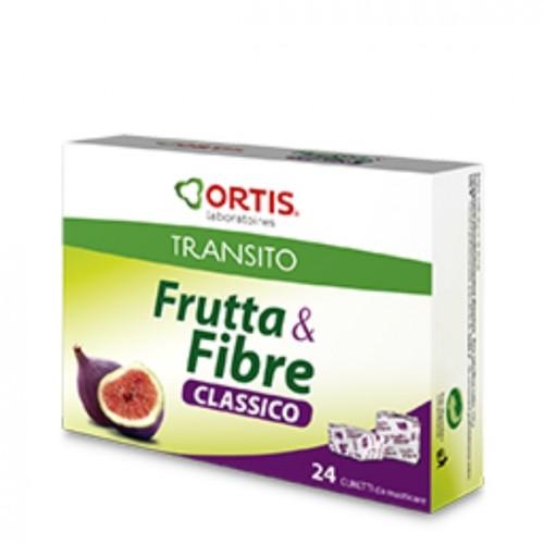 Ortis - Frutta e Fibre 24 Cubetti