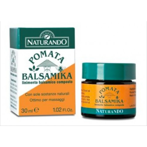 Naturando - Rheuma Balsamika (ml.30)
