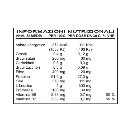 Ultimate Italia - Super Whey - Vaniglia (gr.700)