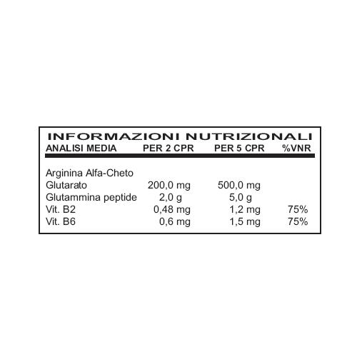 Ultimate Italia - Glutammine Evolution (gr.200)