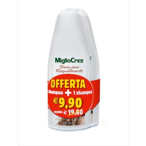 Miglio Cres Shampoo Riequilibrante (2 x ml.200)