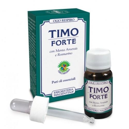 Erboristeria Magentina - Olio Respiro Timo Forte (ml.10)