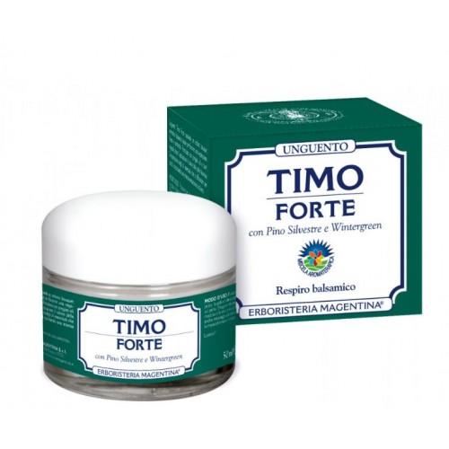 Erboristeria Magentina - Unguento Timo Forte (ml.100)