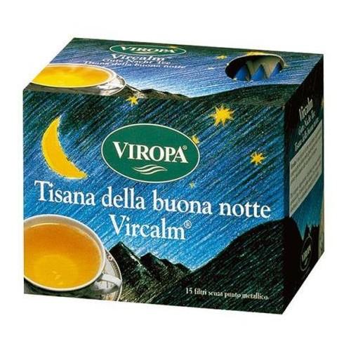Viropa - Tisana della Buona notte (15 filtri)