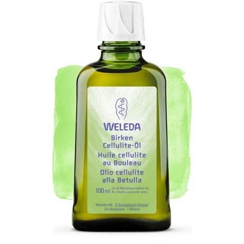 Weleda - Olio Cellulite alla Betulla (ml.100)