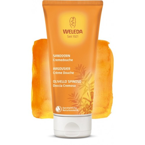 Weleda - Doccia Cremosa all'Olivello Spinoso (ml.200)