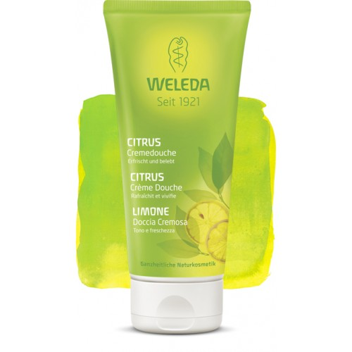 Weleda - Doccia Cremosa Limone (ml.200)