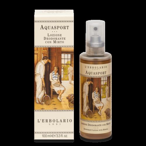 Erbolario - Aquasport Lozione Deodorante (ml.100)