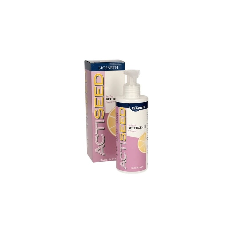 Bioearth - Detergente Intimo Actiseed (ml.200)