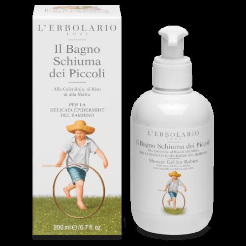 Erbolario - Il Bagnoschiuma dei Piccoli (ml.200)