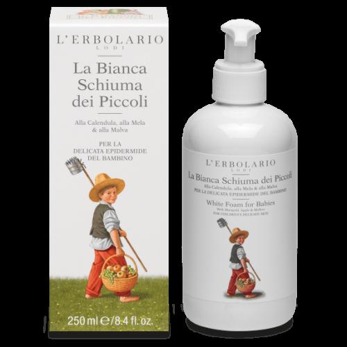 Erbolario - La Bianca Schiuma dei Piccoli (ml.250)