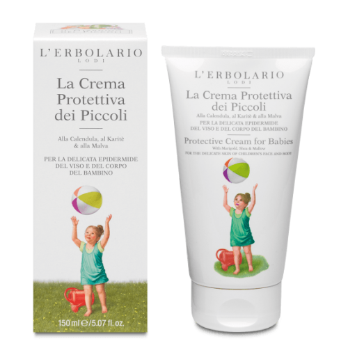 Erbolario - La Crema Protettiva dei Piccoli (ml.250)