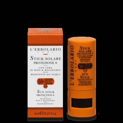 Erbolario - Stick solare Protezione + SPF 50+  (ml.8)