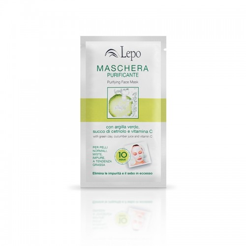 Lepo - Maschera Purificante (monodose ml.15)