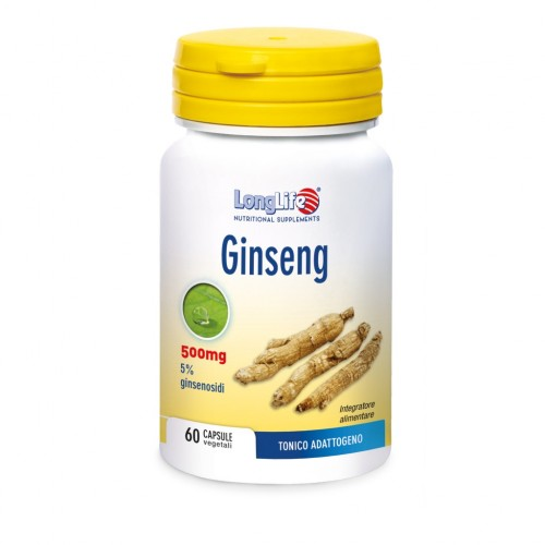 Long Life - Ginseng Capsule (cps.60)