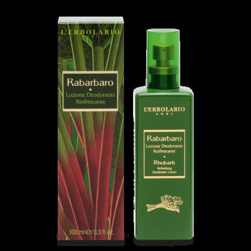 Erbolario - Lozione Deodorante Rabarbaro (ml.100)