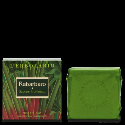 Erbolario - Sapone Profumato Rabarbaro (gr.100)