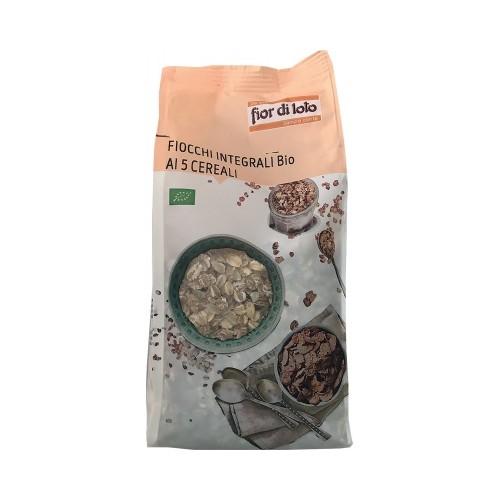 Fior Di Loto - Fiocchi 5 Cereali (gr.500)