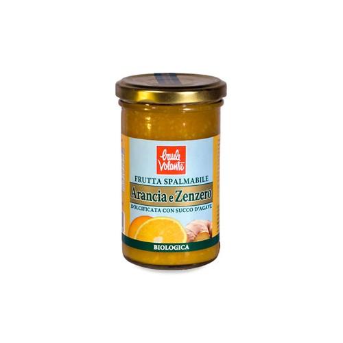 Baule Volante - Frutta spalmabile Arancia e Zenzero (gr.280)