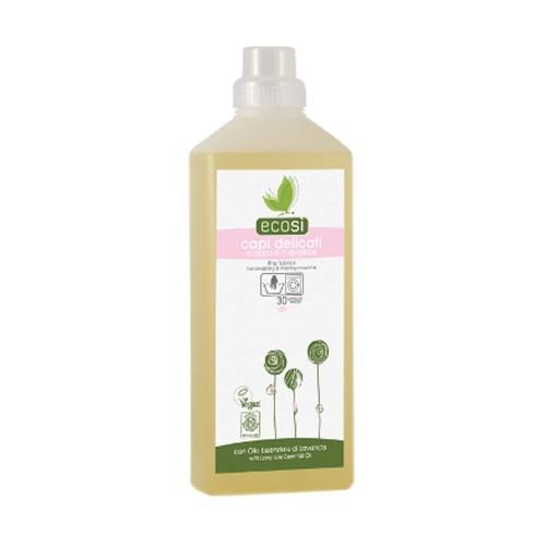 Ecosì - Detergente per bucato a mano e in lavatrice (ml.1000)