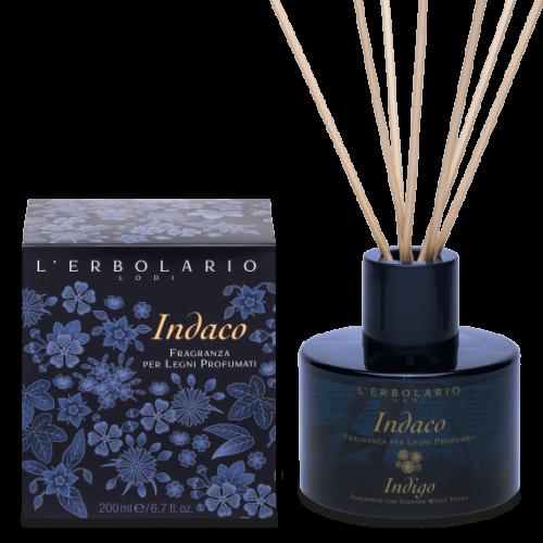 Erbolario - Fragranza per Legni Profumati Indaco (ml.200)