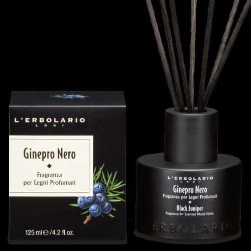 Ginepro Nero - Fragranza Per Legni Profumati (ml.125)
