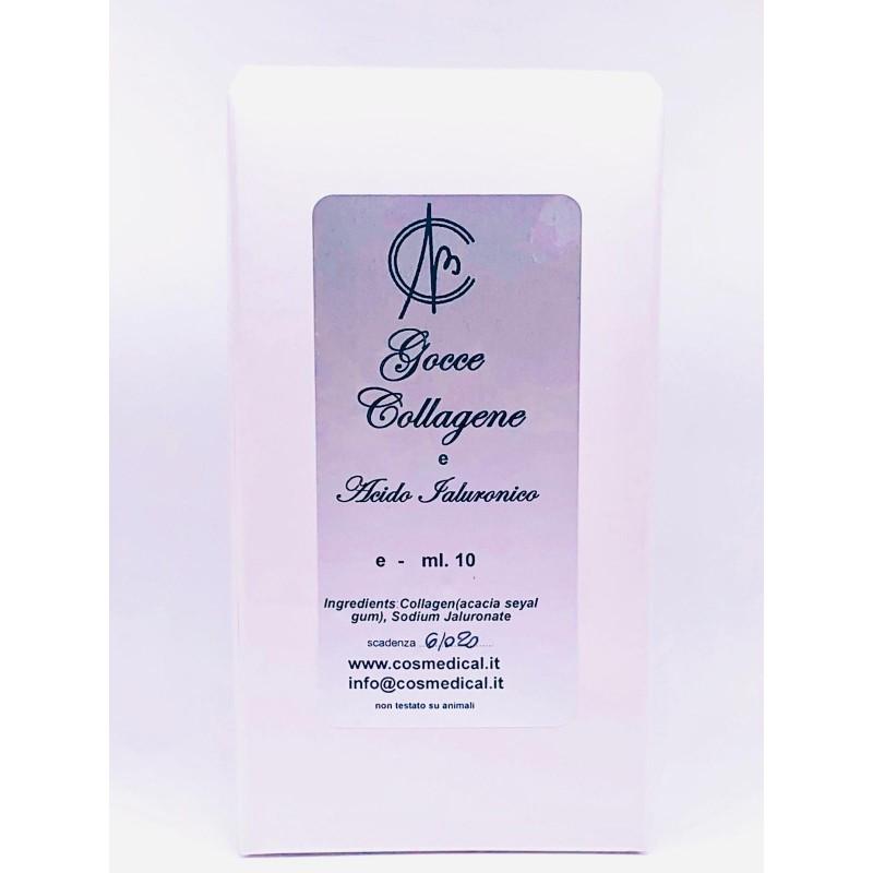 Arte Cosmedical - Gocce Collagene e Acido Ialuronico (ml.10)