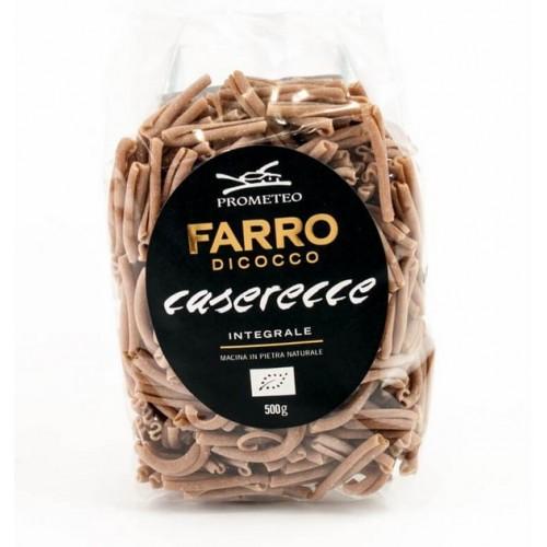 Prometeo - Caserecce Integrali di Farro dicocco Le Farrette (gr.500)