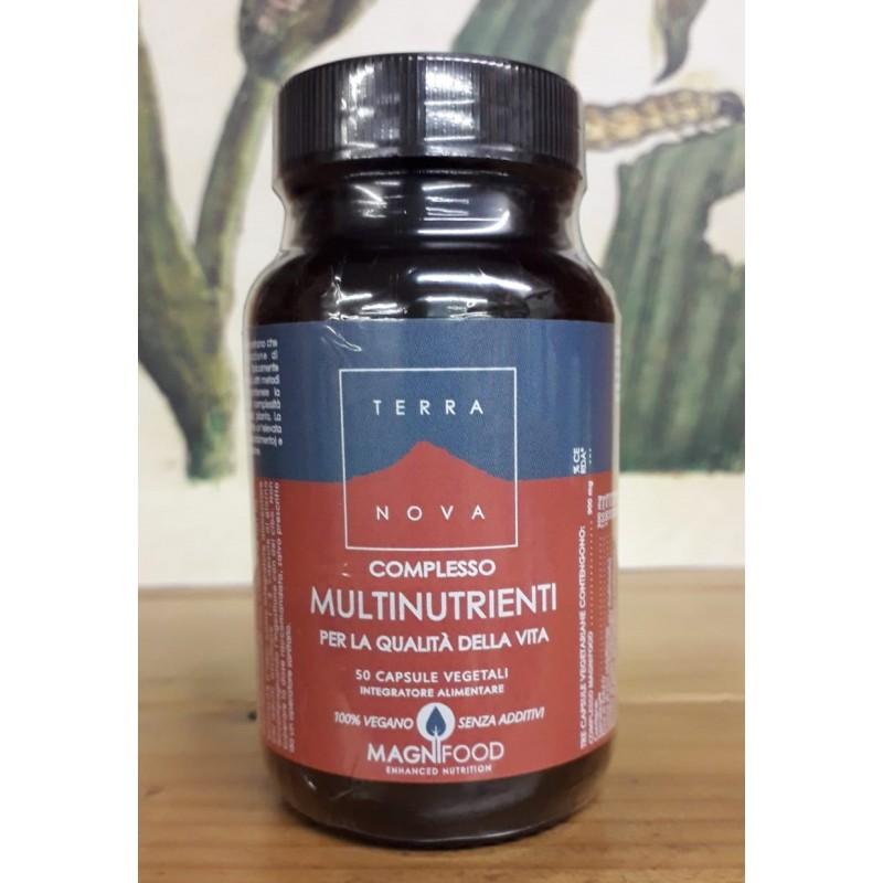 Terranova - Complesso di Multinutrienti (50cps.)