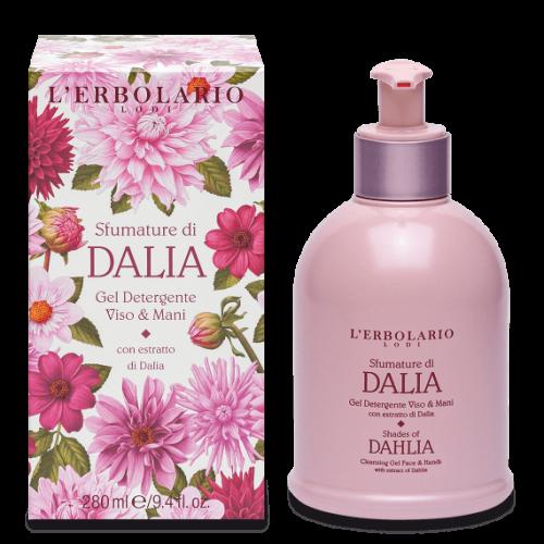 Erbolario - Sfumature di Dalia - Gel detergente Viso & Mani ml.280