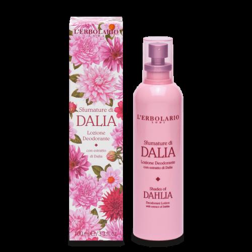 Erbolario - Sfumature di Dalia - Lozione Deodorante ml.100