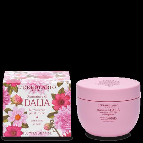 Erbolario - Sfumature di Dalia - Burro Scrub ml.150