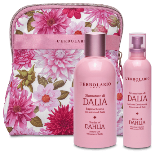 Erbolario - Sfumature di Dalia - Beauty Set Corolla