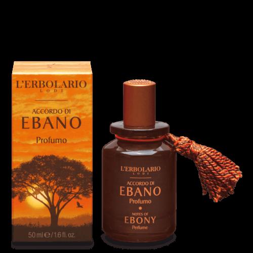 Erbolario - Accordi di Ebano - Profumo ml.50