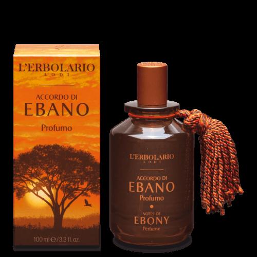 Erbolario - Accordi di Ebano - Profumo ml.100
