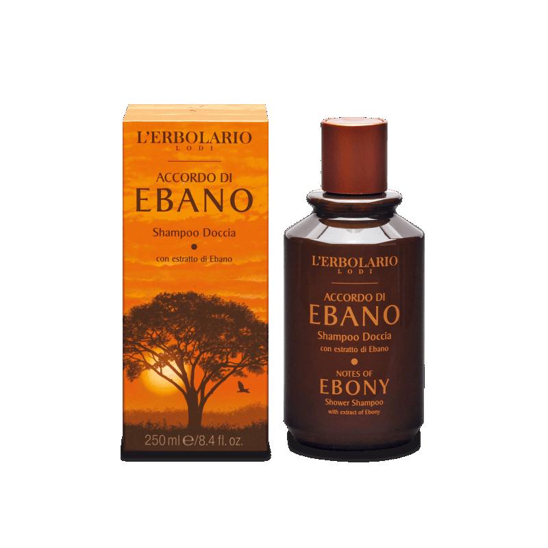 Erbolario - Accordi di Ebano - Shampoo Doccia ml.250