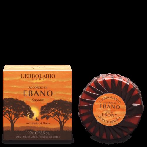 Erbolario - Accordi di Ebano - Sapone gr.100