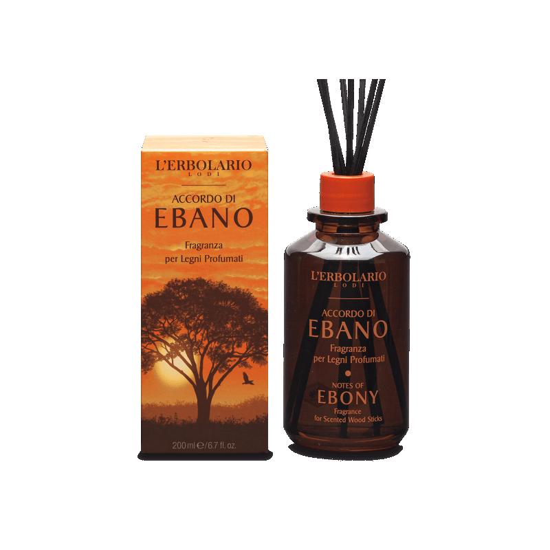 Erbolario - Accordi di Ebano - Fragranza Legni ml.200