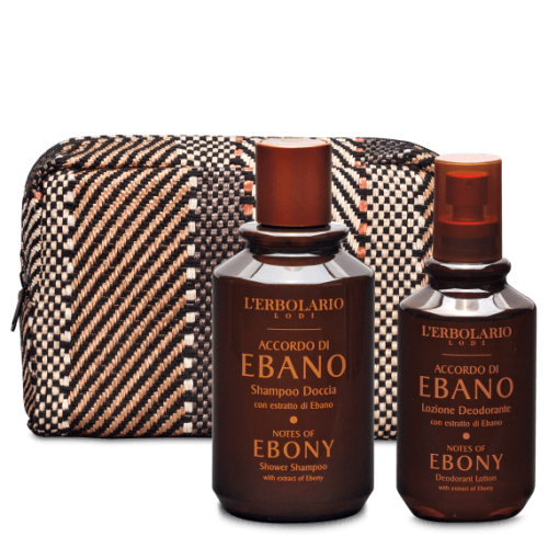 Erbolario - Accordi di Ebano - Beauty Set Corpo