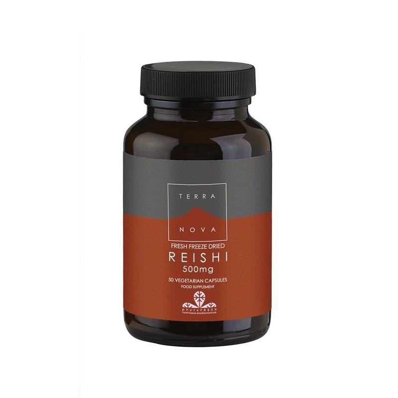 Terranova - Reishi (50 capsule)