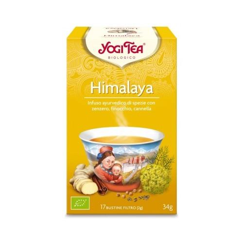 Fior Di Loto - Yogi Tea -  Himalaya (15 filtri)