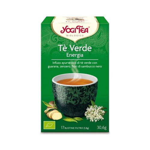 Fior Di Loto - Yogi Tea - Energy (15 filtri)