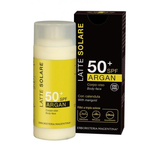 Erboristeria Magentina - Latte Solare SPF 50+ (ml.125)