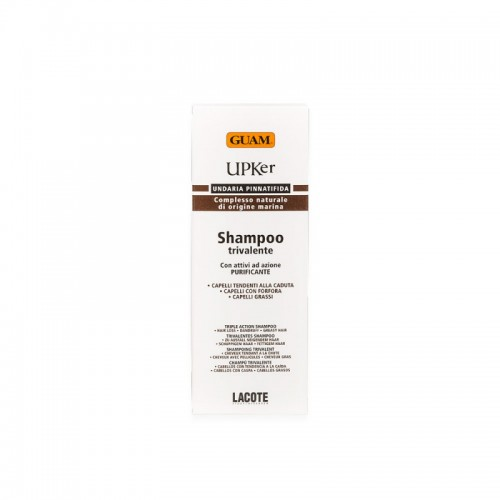 Lacote - Upker Shampoo Trivalente (ml.200)
