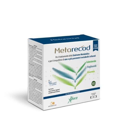 Aboca - Metarecod (40 bustine granulari)
