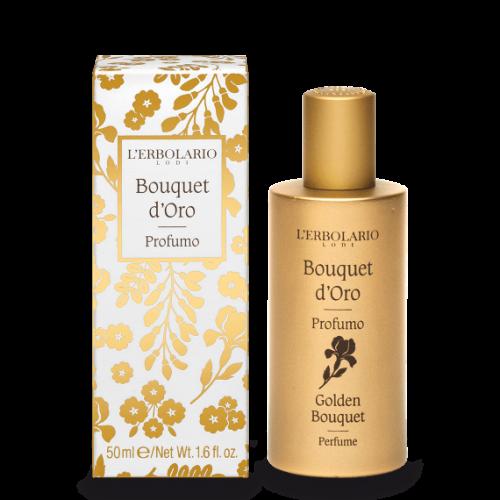 Erbolario - Bouquet d'Oro - Profumo (ml.50)