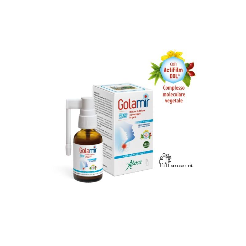 Planta Medica - Golamir 2ACT Spray