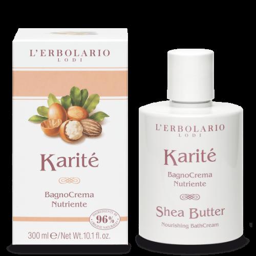 Erbolario - Bagno Crema Nutriente Karité (ml.300)